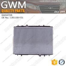 OE grande parede peças de reposição filtro de ar 1301100-Y31