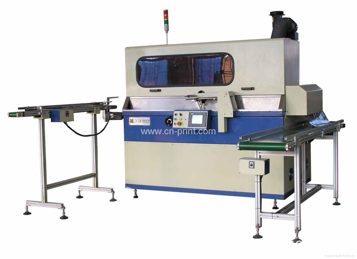 automatic UV screen printing machine