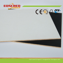 E1 Melamine MDF 1220*2440mm for Furniture and Cabinet
