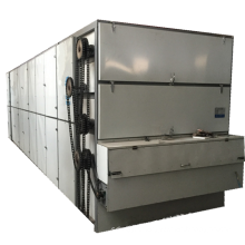 2018 hot new products goji berries multi-layer belt hot air circulation dryer dehydrator drying machine