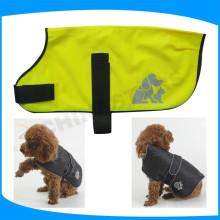 Colete de segurança para animais de estimação, oi vis cão casacos, colete de segurança para cães para cães