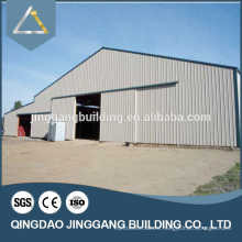 Low Cost High Quality Prefabricated Steel Building