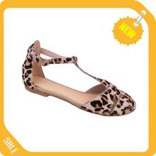 Leopard Closed-toe Woman shoe 2014