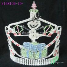 Großhandel Krone Hochzeit Krone Braut Krone Tiaras