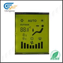 Zahn-Monochrom-grafische industrielle Steuerung LCD-Anzeige 128 * 64 grafisches LCM