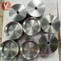 China high pure Diameter 50mm sputtering titanium target
