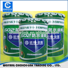 JS Polymer cement waterproof coating Directly from China