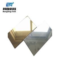 Высокой отражающей параболической зеркальной полировкой цвет зеркало алюминиевый лист