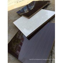Melamine/PVC Faced MDF Board Formaldehyde Standard E1 in China