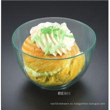 Tazón de plástico Bodega Cup Seagreen 4 Ounces Vajilla Food Greade