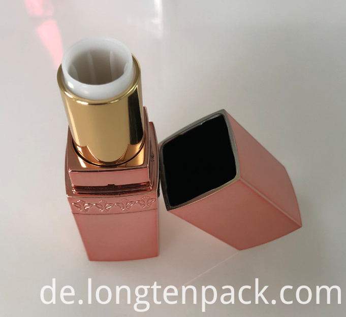 Middle Pattern Square Lipstick Tube