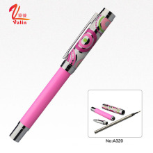 Pens Made -in China Personalized Logo Metal Roller Pen
