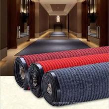 Высококачественный коврик в стиле полосы