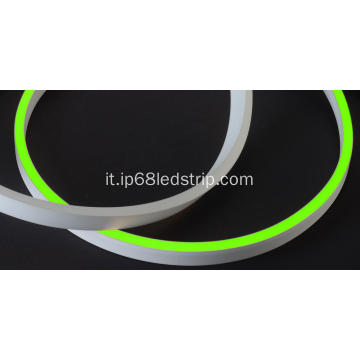 Evenstrip IP68 Dotless 1020 Lato laterale verde Led Strip Light
