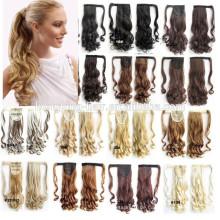Magic Tape Pferdeschwanz Haar Großhandelspreis für Wiederverkäufer