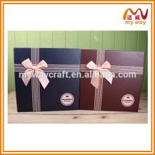 Alta costura caixa de presente, caixa de roupas, chocolates caseiros caixas de presente