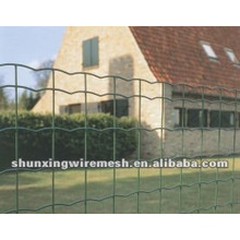 PVC Coated Holland Fence Factory