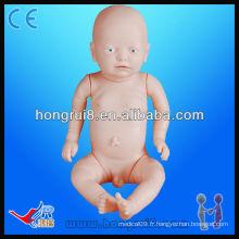 ISO Advanced High Quality Vivid modèle de bébé éducatif médical Nouveau-né Baby Doll modèle bébé