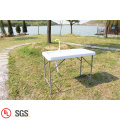 Superior Quality Folding / Foldable / Picnic Portable Plastic Fish Rectangular Table