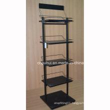 5 Layers Metal Drinkware Display Rack (PHY3016)