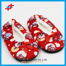Top quality soft kids comfortable sublimation slippers /latest sublimation print slippers fashion
