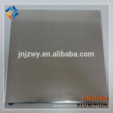 Feuilles d'aluminium industrielles A1050 fabriquées en Chine