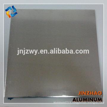 Plaque et plaque en aluminium laminé à chaud / à froid