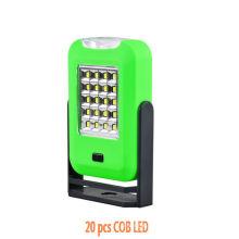 Haut Lumens 20 + 3 SMD LED Lumière de travail Crochet d'aimant