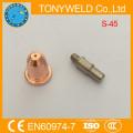 Luft-Plasma-Schneidzubehör Trafimet S45 Elektrode