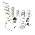 Custom Wire Gate Snap Hooks Metal Torsion Springs