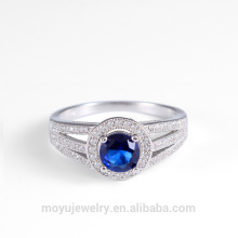 oval 3 colors crystal ring women's indian jewelley wholesale UK