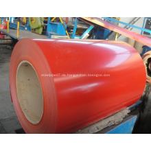 verzinkte PPGI-Stahlblechplattenspulen