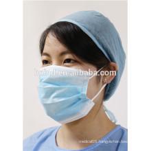 Non Woven 3ply disposable face mask