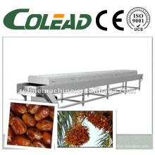 Máquina de esterilização vegetal / máquina uv frutas / máquina de processamento de frutas