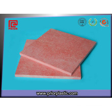 Gpo-3 Red Laminate Sheet with High Precision for Thickness