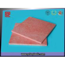 ГПО-3 Красный лист ламината с высокой точностью по толщине