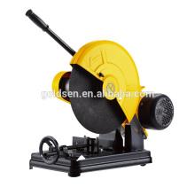 400 milímetros 380V ou 230V 2000W Metal Cutting Saw Elétrica Placa de Aço Máquina de Corte GW804003