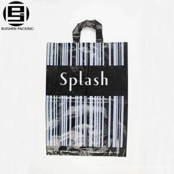 bunte Druckschleife Griff Einkaufstasche