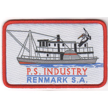 High Quality Woven Patch for Garment Clothing Apparel