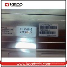 12,1 pulgadas LQ121S1DG41 a-Si Panel TFT-LCD Para SHARP
