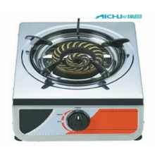 Meja Pembakar Gas Stainless Steel Single Burner