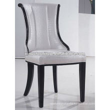 white PU leather dining chair XYD036