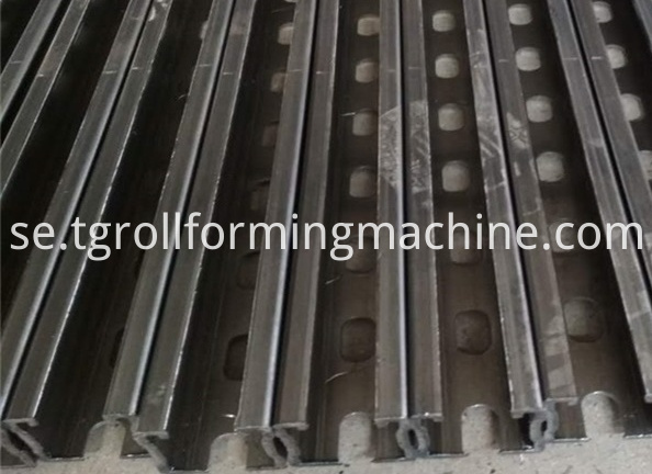 Solar Panel Bracket Roll Forming Machine