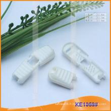 Finition du cordon en plastique pour les vêtements KE1059 #