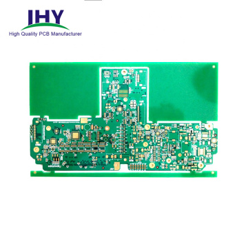 8 Layers Fr4 Integrated Multilayer HDI Bare PCB Board