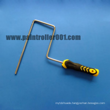 "9"" EU Stick Metal Heavy Duty Paint Roller Frame"