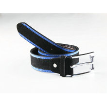 Braided PU Leather Belt Ladies Fashion New Design Webbing Belt
