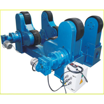 ZT-5 Self-aligning Welding Turning Roll untuk ball valve