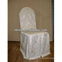 Stuhlabdeckung, Dicke Polyester-Stuhlabdeckung, Jacquard Stuhlabdeckung Beschichtung