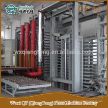 Hochdruck feuerfeste Plat Heißpresse Produktionslinie / Hochdruck-Pressmaschine / Formica-Platten Laminierung Heißpresse